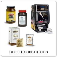 محصولات مکمل قهوه COFFEE SUBSTITUTES