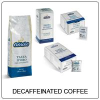 محصولات حرفه ای قهوه بدون کافئین و فیلتر کافی DECAFFEE & FILTER COFFEE