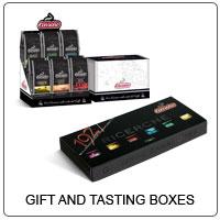 بسته بندی های هدیه و تست GIFT & TASTING BOXES